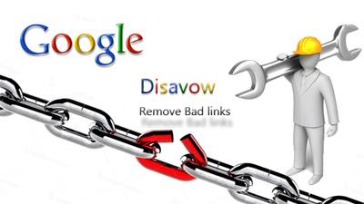 Disavow Links là gì