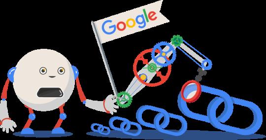 backlink SEO Google