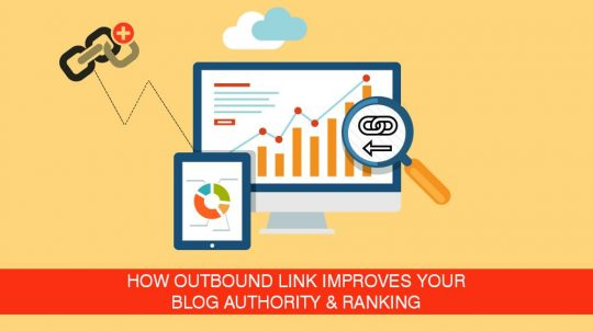outbound link trong SEO