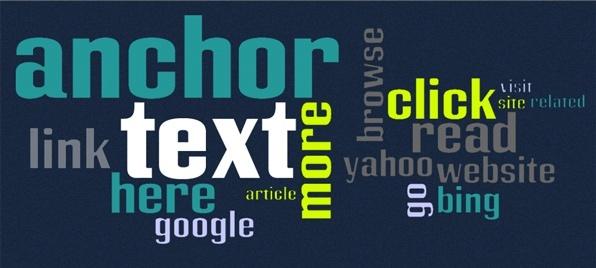 Anchor text là gì