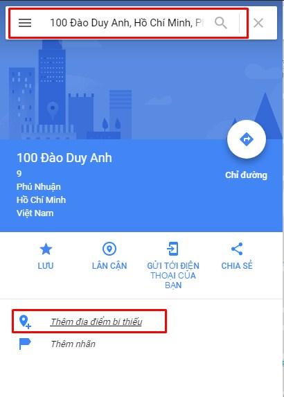huong dan dua dia chi doanh nghiep len google map