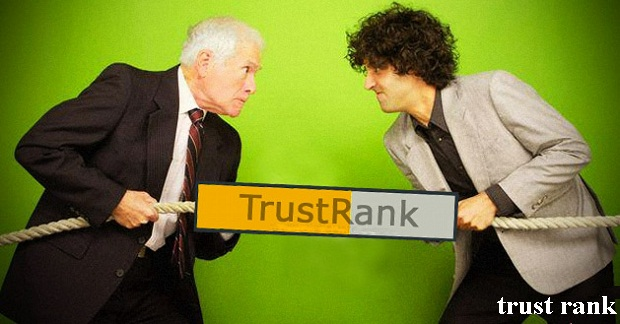 cách tăng dộ trustRank