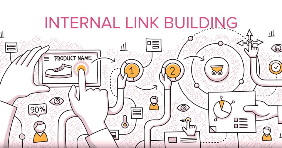 liên kết nội bộ internal link
